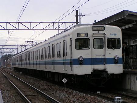 東武鉄道5155F(クハ5455) 2005-12-11/2