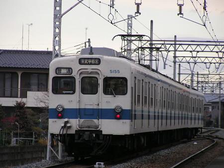 東武鉄道5155F 2005-12-11/3