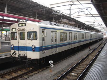 東武鉄道5157F 2005-12-11/4