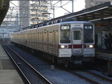 東武鉄道11254F(クハ12254) 2016-12-4