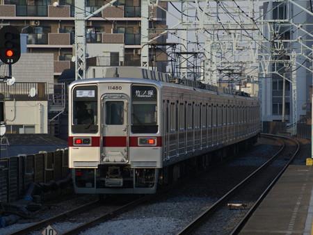 東武鉄道11480F 2016-12-4
