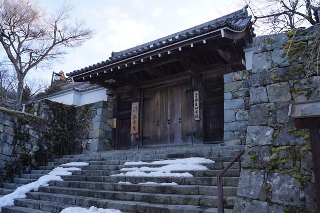 京都大原三千院 2017冬