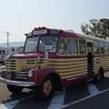 Photos: 豊後高田 昭和の町 レトロカー大集合 ボンネットバス