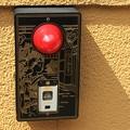 京風非常ボタン