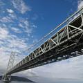 写真: 明石海峡大橋1