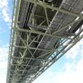 写真: 明石海峡大橋2