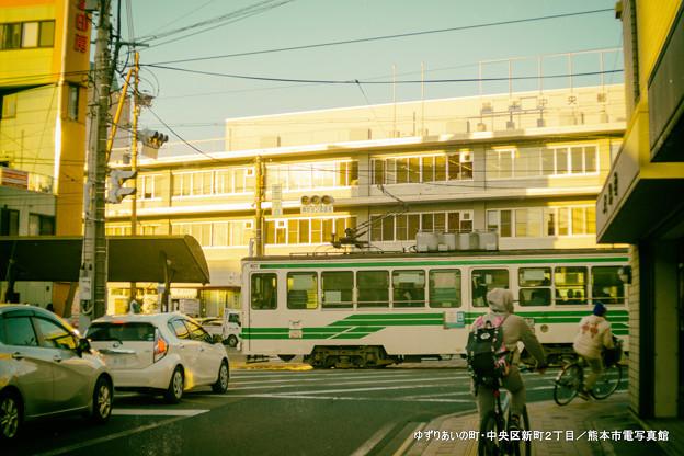 写真: ゆずりあいの町。