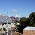 Photos: マンションからの富士山。