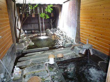 杖立温泉~米屋別荘(3)