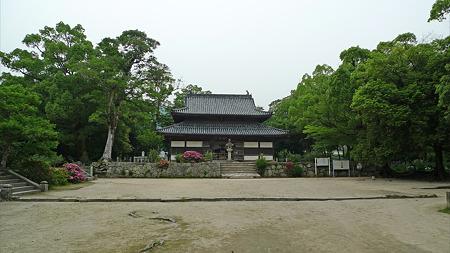 観世音寺(1)