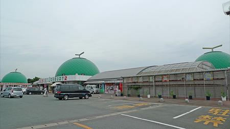 道の駅七城メロンドーム(1)