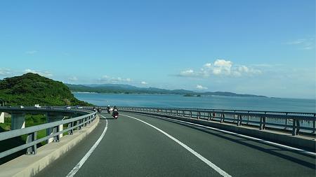 角島からの帰路(1)
