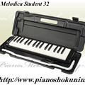 Photos: Hohner Melodica Student 32 Black c