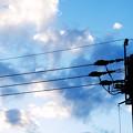 Photos: 雲が晴れ、朝が始まる