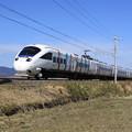 Photos: 885系電車ラッピング