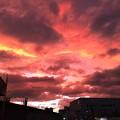 Photos: 夕焼け...秋のはじまり