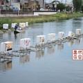Photos: 大型灯籠の撤収01