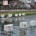 Photos: 大型灯籠の撤収02