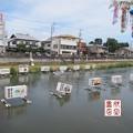 Photos: 大型灯籠の撤収04