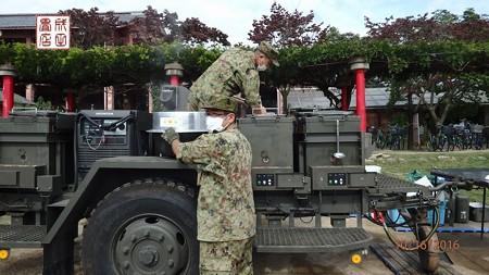 宮代町防災訓練10