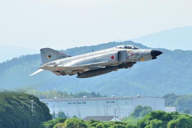 新田原基地のF-4J