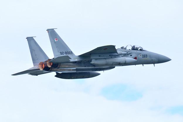 第304飛行隊 F-15J