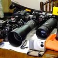 写真: カメラは技術者の作品だと思う。