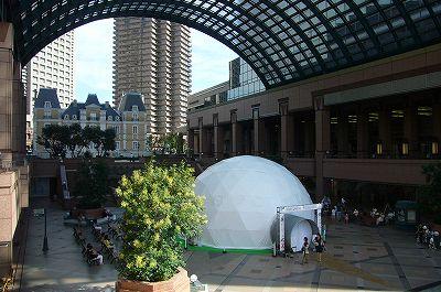 140811-8 恵比寿ガーデンプレイス 特設ドーム