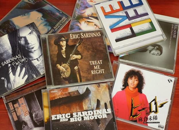 お気に入りの音楽CD~熱い野郎と熱い歌、そして上手いシンガー