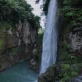 夏の綿ヶ滝