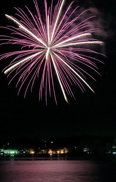 Photos: 片山津温泉 納涼花火祭り