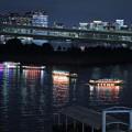 Photos: お台場 夜景と屋形船