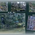 写真: 兼六園 瓢池 翠滝と翡翠