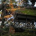 山崎山の東屋