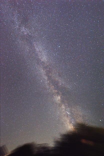 織姫星と彦星と天の川