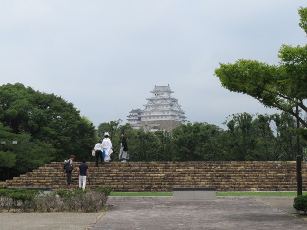 Photos: お城で前撮り