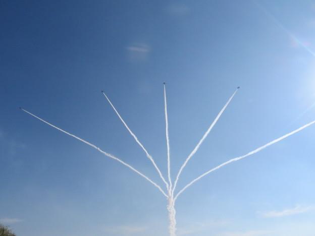 Photos: テスト飛行でも