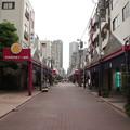 Photos: もんじゃ通り商店街