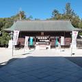 Photos: 伊弉諾神宮 拝殿