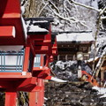 Photos: 冬の貴船神社