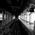 上野駅のホーム