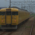 Photos: 115系 日生駅