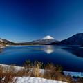 写真: 本栖湖