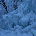 写真: 氷の世界-2