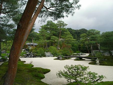 島根・足立美術館・庭園3