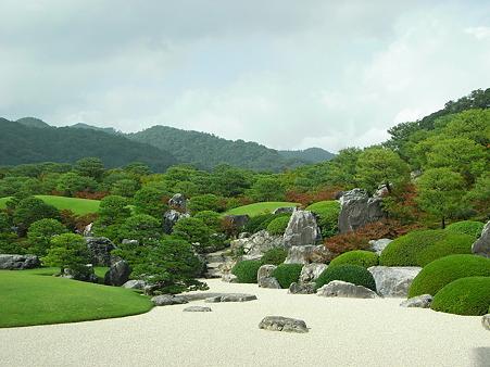 島根・足立美術館・庭園10