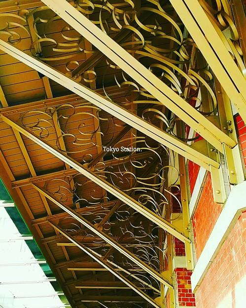 東京駅の意匠
