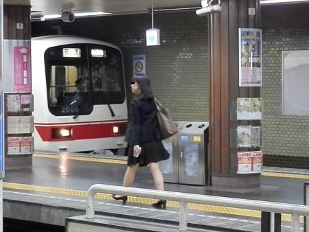 新開地駅の写真38