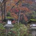 談山神社2016秋 灯篭