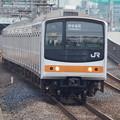 Photos: 205系M62編成 【普通 府中本町】 (3)